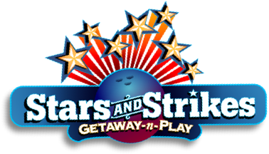 Stars & Strikes Logo