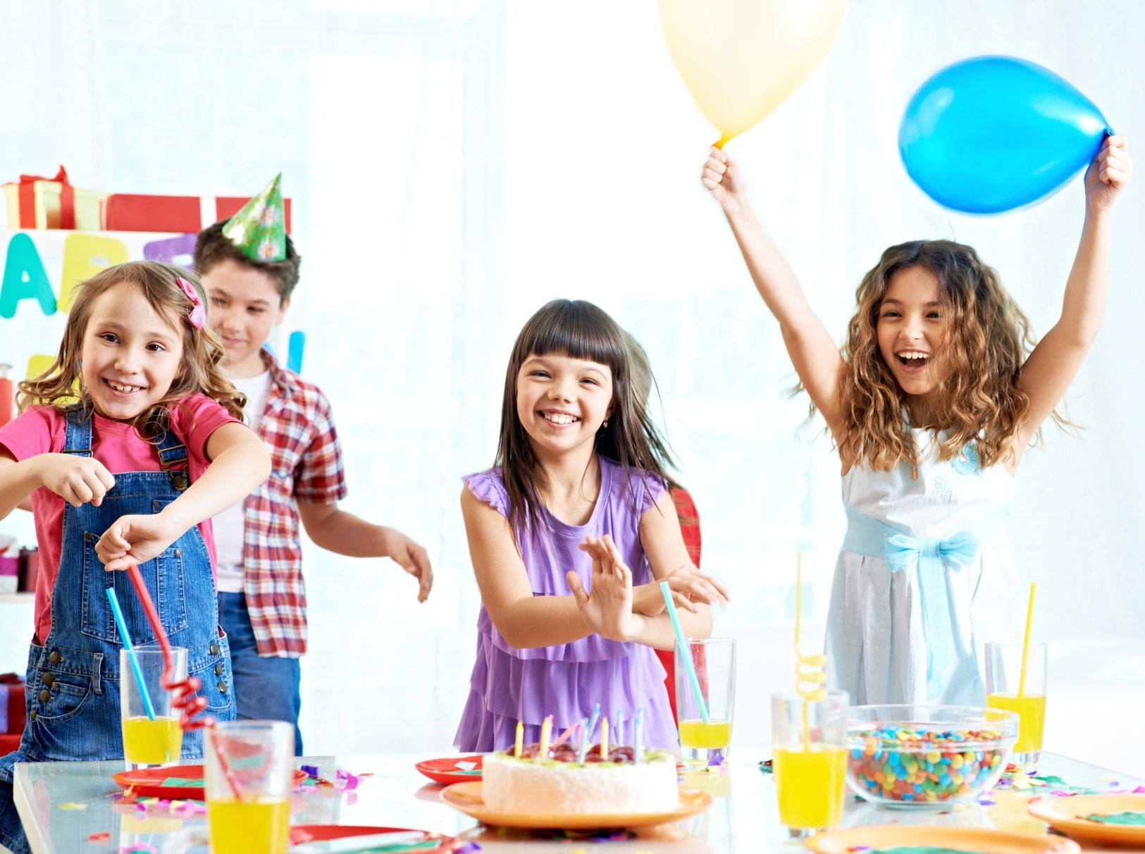 You ll never want to host a kid 39 s birthday party at home again for Hosting a party at home
