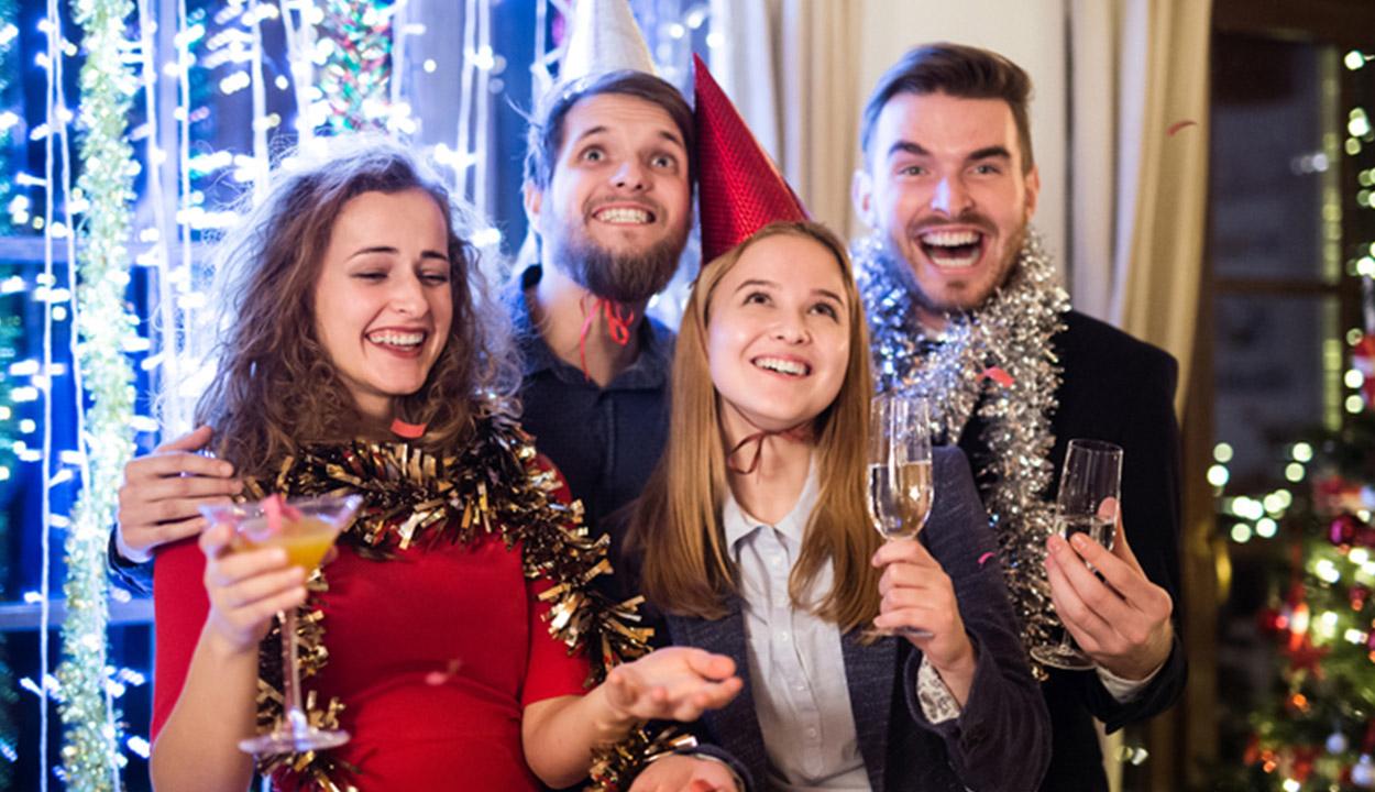 holiday parties at stars and strikes