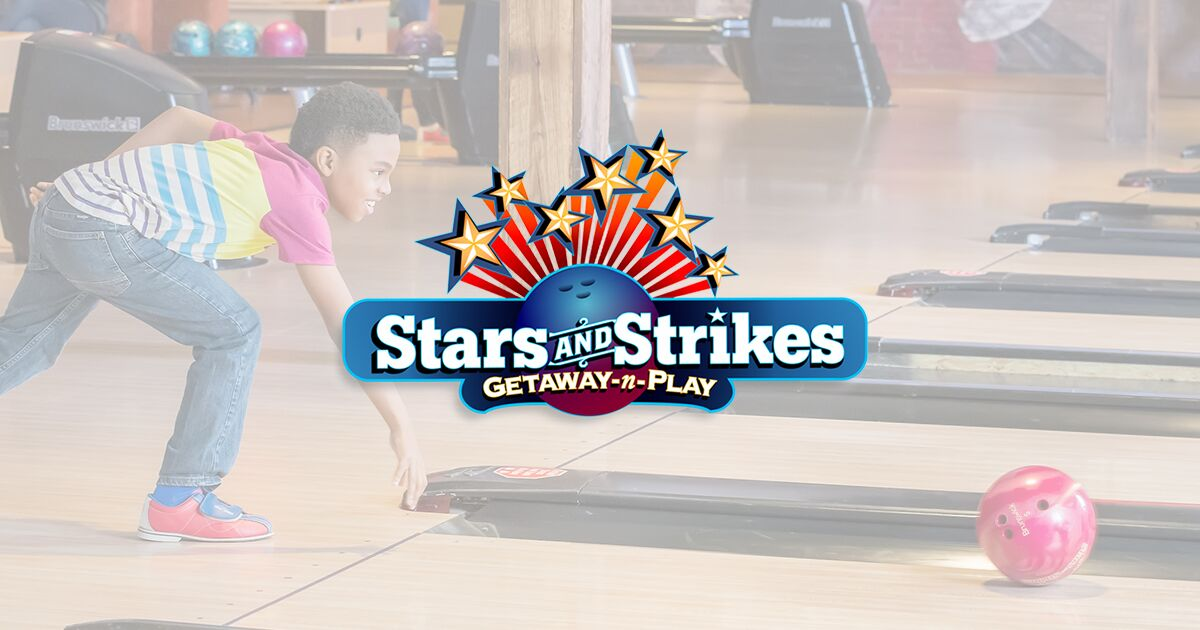Bowling Alley, Arcade, Birthday Parties | Stars and Strikes