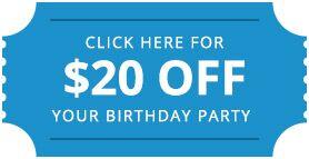 Kids Birthday Parties & Birthday Packages | Stars & Strikes