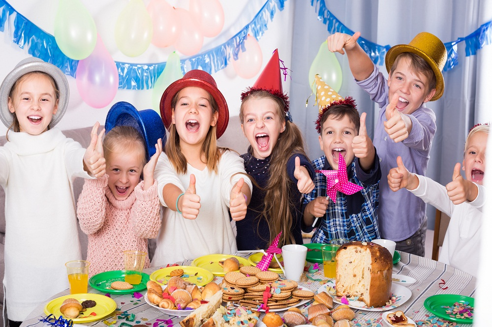 Kid Birthday Party